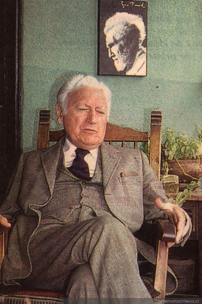 Intervista all'hitlerista esoterico Miguel Serrano